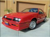 1986 Dodge Daytona Turbo Z CS Front 3/4 View