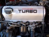 1986 Dodge Daytona Turbo Z CS 2.2 Liter Turbocharged SOHC 8-Valve 4 Cylinder Engine