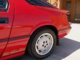 1986 Dodge Daytona Turbo Z CS Wheel