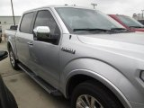 2015 Ingot Silver Metallic Ford F150 Lariat SuperCrew #102924008