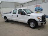 2015 Oxford White Ford F250 Super Duty XL Crew Cab #102924003