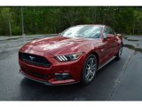 2015 Ruby Red Metallic Ford Mustang GT Premium Coupe #102924317