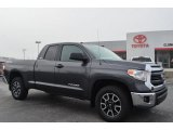 2014 Magnetic Gray Metallic Toyota Tundra SR5 Double Cab #102924081
