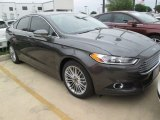 2015 Magnetic Metallic Ford Fusion SE #102923997