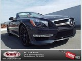 2015 Mercedes-Benz SL 63 AMG Roadster