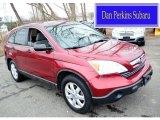 2008 Tango Red Pearl Honda CR-V EX 4WD #102923896