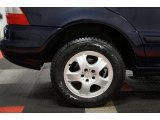 Mercedes-Benz ML 2004 Wheels and Tires