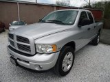 2003 Dodge Ram 1500 ST Quad Cab 4x4 Front 3/4 View