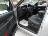 2003 Dodge Ram 1500 ST Quad Cab 4x4 Dark Slate Gray Interior