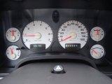 2003 Dodge Ram 1500 ST Quad Cab 4x4 Gauges