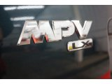 Mazda MPV 2006 Badges and Logos