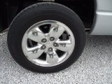 Dodge Ram 1500 2003 Wheels and Tires