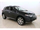 2012 Sapphire Black Nissan Murano LE AWD #102924346