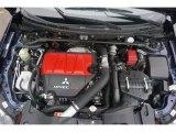2014 Mitsubishi Lancer Evolution Engines