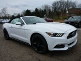 2015 Oxford White Ford Mustang EcoBoost Premium Convertible #102966216
