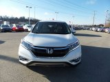 2015 White Diamond Pearl Honda CR-V EX #102966202