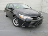 2015 Cosmic Gray Mica Toyota Camry LE #102966343
