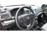 2015 Honda CR-V EX AWD Dashboard