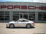2007 Arctic Silver Metallic Porsche 911 Carrera S Coupe #10239