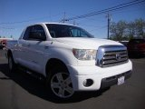 2007 Super White Toyota Tundra Limited Double Cab #102966400