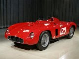 Ferrari 500 Testa Rossa Data, Info and Specs