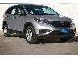 2015 Alabaster Silver Metallic Honda CR-V LX #102966292