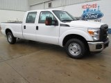 2015 Oxford White Ford F250 Super Duty XL Crew Cab #103000972