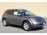 2006 Platinum Pearl Metallic Nissan Murano SL #103000957