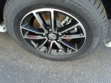 Dodge Grand Caravan 2015 Wheels and Tires