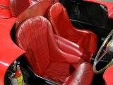 Ferrari 500 Testa Rossa Interiors