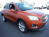 Chevrolet Trax 2015 Data, Info and Specs