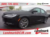 2015 Black Chrysler 200 S #103020880