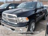 2015 Black Ram 1500 Big Horn Crew Cab 4x4 #103021065