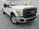 2015 Oxford White Ford F250 Super Duty XL Super Cab #103020989