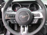 2015 Ford Mustang GT Premium Coupe Steering Wheel