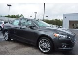 2015 Magnetic Metallic Ford Fusion SE #103050343