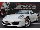 2012 Carrara White Porsche 911 Carrera S Cabriolet #103050482