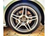 Mercedes-Benz E 2011 Wheels and Tires