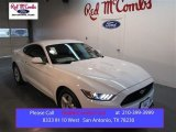 2015 Oxford White Ford Mustang V6 Coupe #103082726