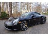 2014 Porsche 911 Basalt Black Metallic