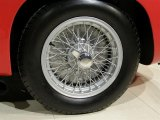Ferrari 500 Testa Rossa Wheels and Tires