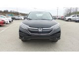 2015 Crystal Black Pearl Honda CR-V LX AWD #103082804