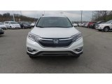 2015 White Diamond Pearl Honda CR-V Touring AWD #103082803