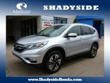 2015 Alabaster Silver Metallic Honda CR-V Touring #103082793