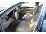 2013 Mercedes-Benz S 550 4Matic Sedan Sahara Beige/Black Interior