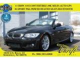 2011 Black Sapphire Metallic BMW 3 Series 335i Convertible #103082321