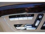 2013 Mercedes-Benz S 550 4Matic Sedan Controls