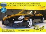 2005 Black Porsche 911 Carrera Cabriolet #103082403
