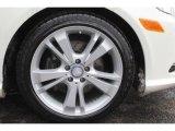 Mercedes-Benz E 2012 Wheels and Tires