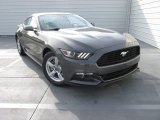 2015 Magnetic Metallic Ford Mustang EcoBoost Coupe #103082848
